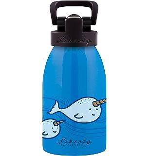 12oz Liberty Bottleworks Kids Safari Aluminum Water Bottle Made in USA