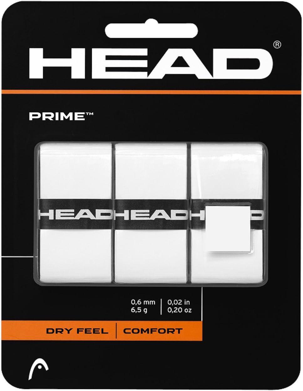 Head Xtreme Suave 3X Blanco