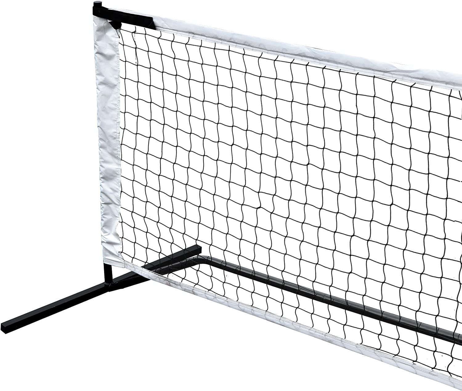 Works with tennis court or portable net Details about  /Pickleball On the Go Reusable Lines