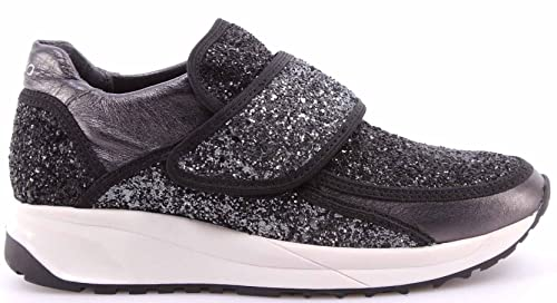 LIU JO mujeres bajas zapatillas de deporte lágrima T9107 CEDRO S66043: Amazon.es: Zapatos y complementos