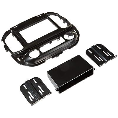 SCOSCHE GM5215B 2015-Up Chevrolet Colorado/GMC Canyon Double DIN & DIN+Pocket Kit: Car Electronics
