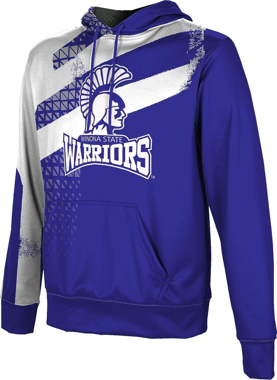 ProSphere Winona State University Mens Pullover Hoodie School Spirit Sweatshirt Digital