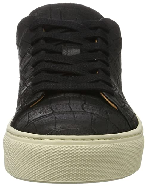 Selected Women/'s Sfdonna New Leather Sneaker Trainers