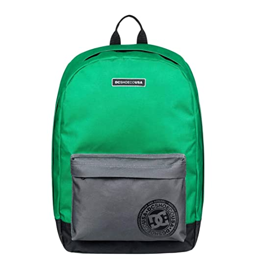 afef36d8b0 DC Shoes Backstack 18.5L - Medium Backpack - Medium Backpack - Men: DC Shoes:  Amazon.co.uk: Clothing