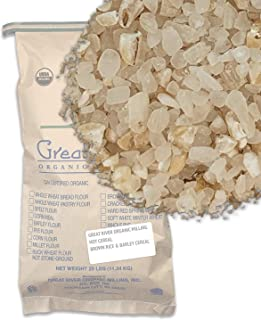 product image for Great River Organic Milling, Hot Cereal, Rice Cereal, Organic, 25-Pounds (Pack of 1)