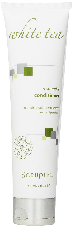 Scruples White Tea Restorative Conditioner 5 Ounce (Pack of 1)