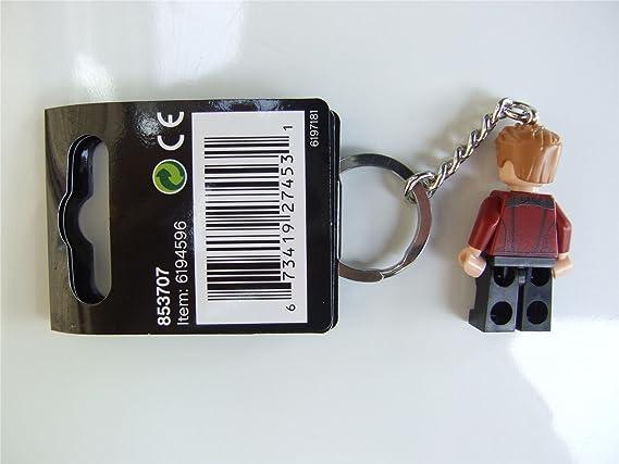 LEGO 853 707 Star Lord-Llavero: Amazon.es: Juguetes y juegos