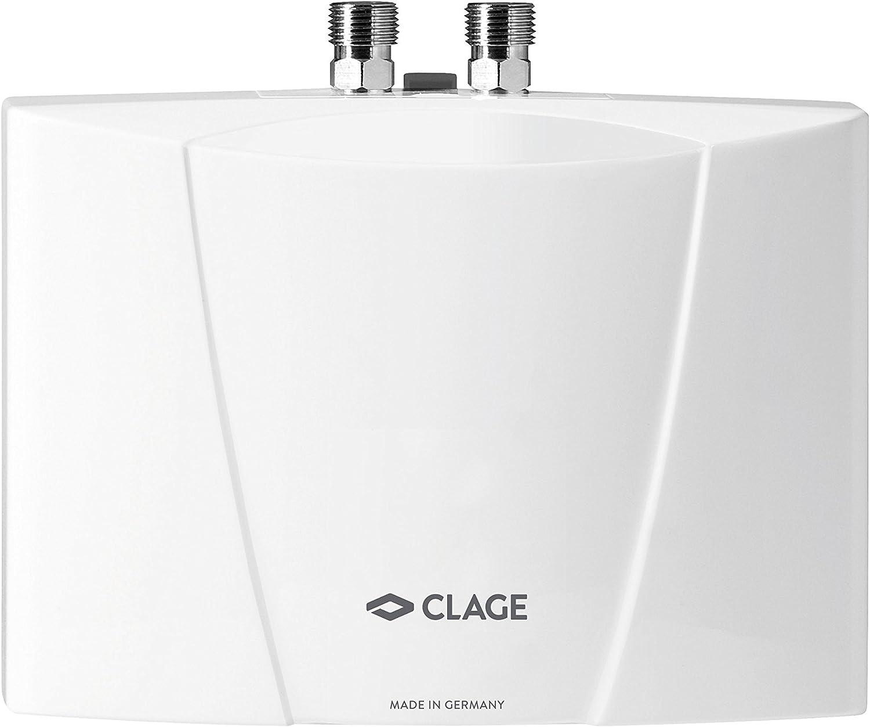 drucklos CLAGE m 6 mini chauffe-eau