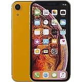 【Amazon.co.jp 限定】MockupArt 『iPhone 模型』 XR/イエロー 展示用 モックアップ 全機種あり MA239