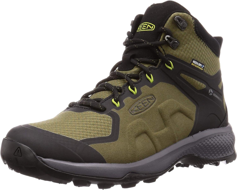 KEEN Mens Explore Mid Wp Hiking Boot