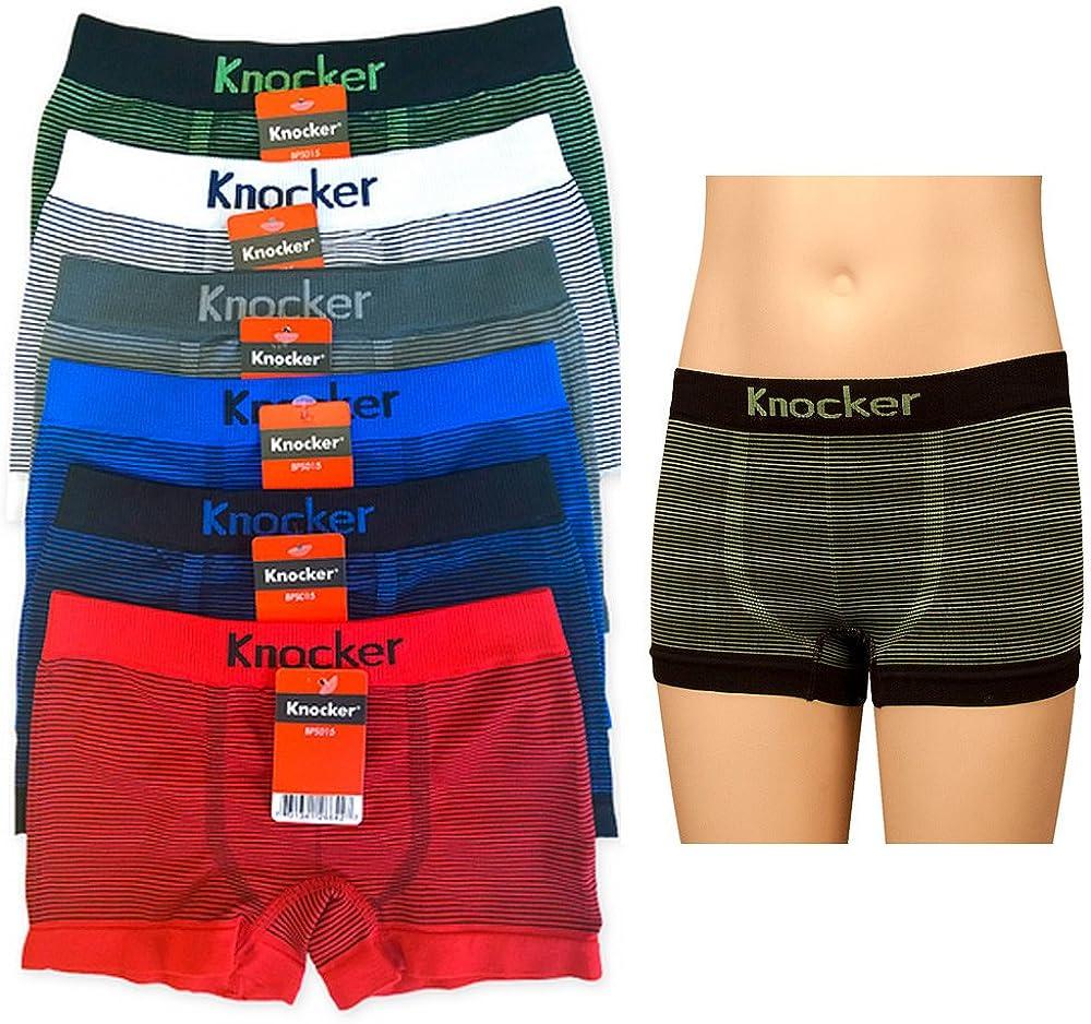 Knockers Men/'s 3 Pack Low Cut Spandex Socks