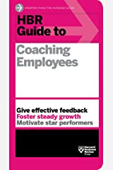 HBR Guide to Coaching Employees Paperback