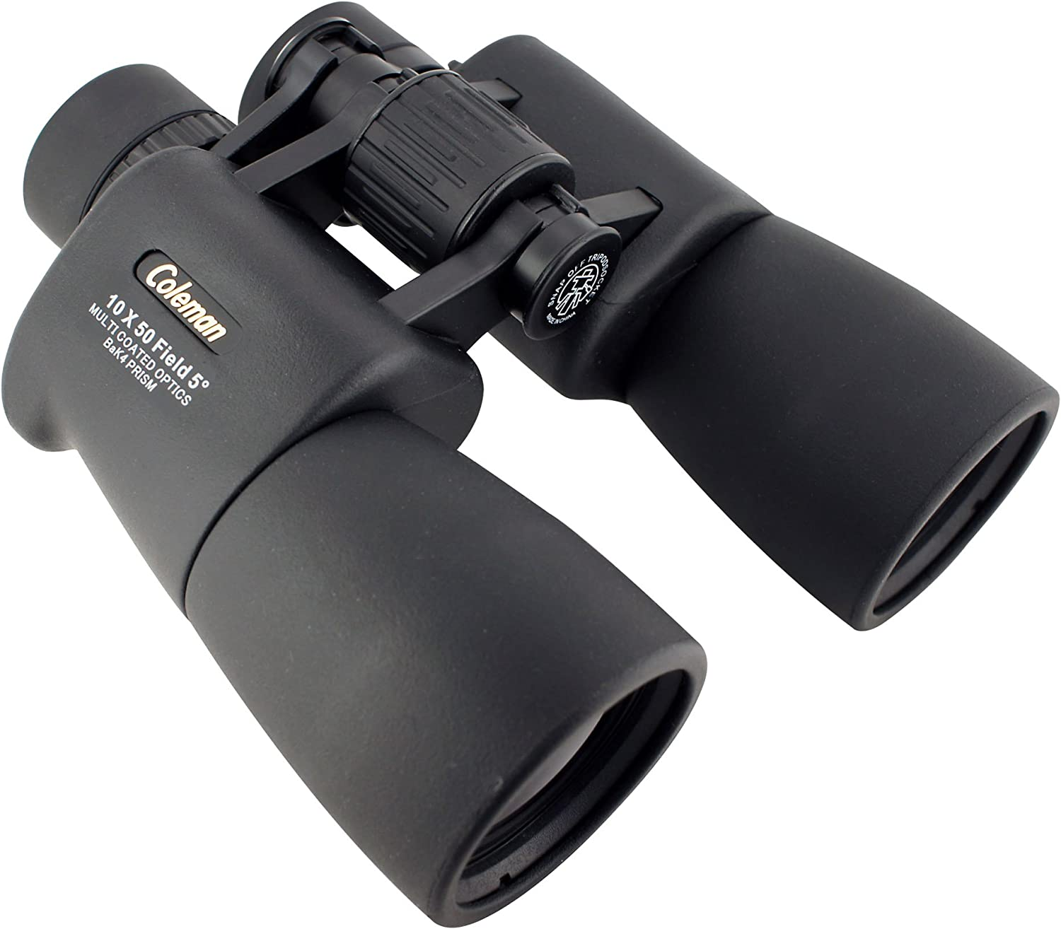 Coleman 10x50 Signature All Terrain Waterproof Binoculars