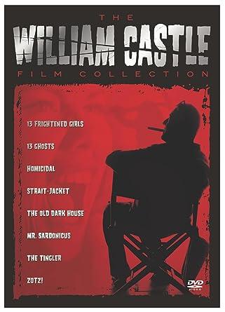 Amazon com: The William Castle Film Collection (13