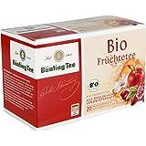 Bünting Tee Bio Früchte 20 x 2.5 g Beutel, 3er Pack (3 x 50 g)