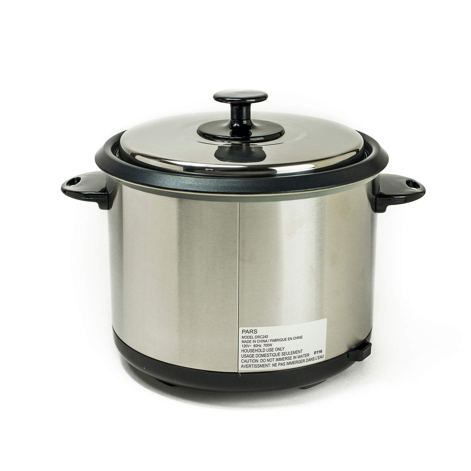 9fefc881cea Amazon.com  Pars Automatic Persian Rice Cooker (15 Cup)  Kitchen   Dining