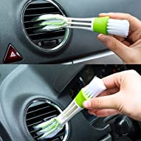 Niks Car Air Outlet Vent Internal Cleaner Keyboard Dust Cleaning Brush