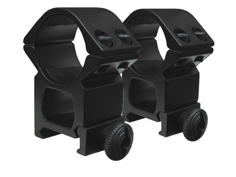 "1/"" 21mm Weaver Picatinny RSM08 Montura 45/° Accesorios Mira Telesc/ópica 25,4mm"