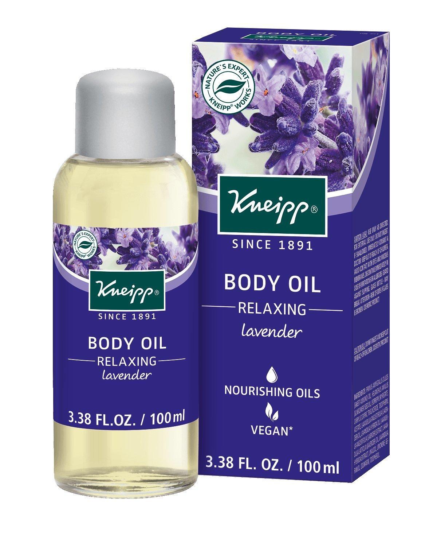 Kneipp Body Oil, 3.38 fl. Oz.