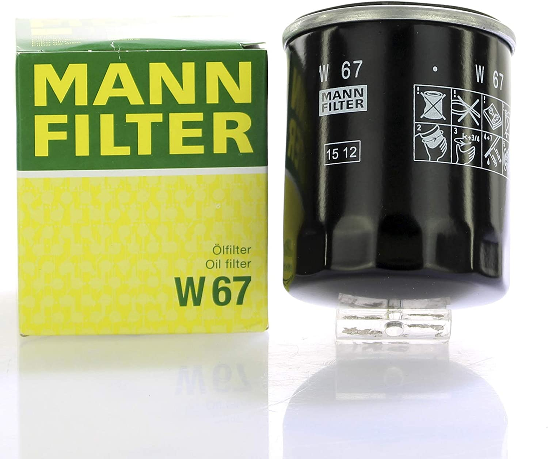 Ölwechsel Set Inspektion 5l 5w 30 Öl Motoröl Magnatec Start Stop C3 Mann Ölfilter Ablassschraube Verschlussschraube Auto