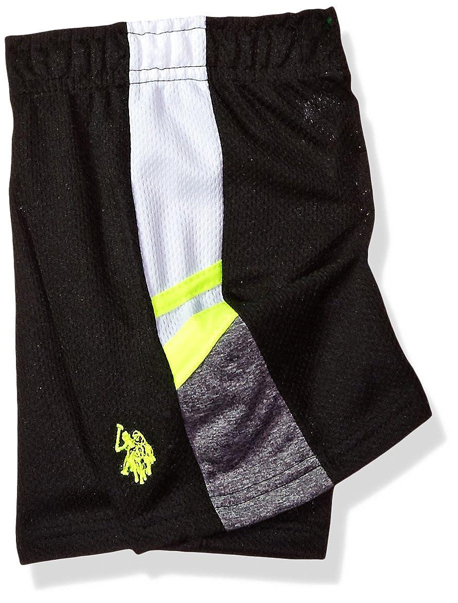 Polo Assn U.S Baby Boys T-Shirt and Mesh Short Set