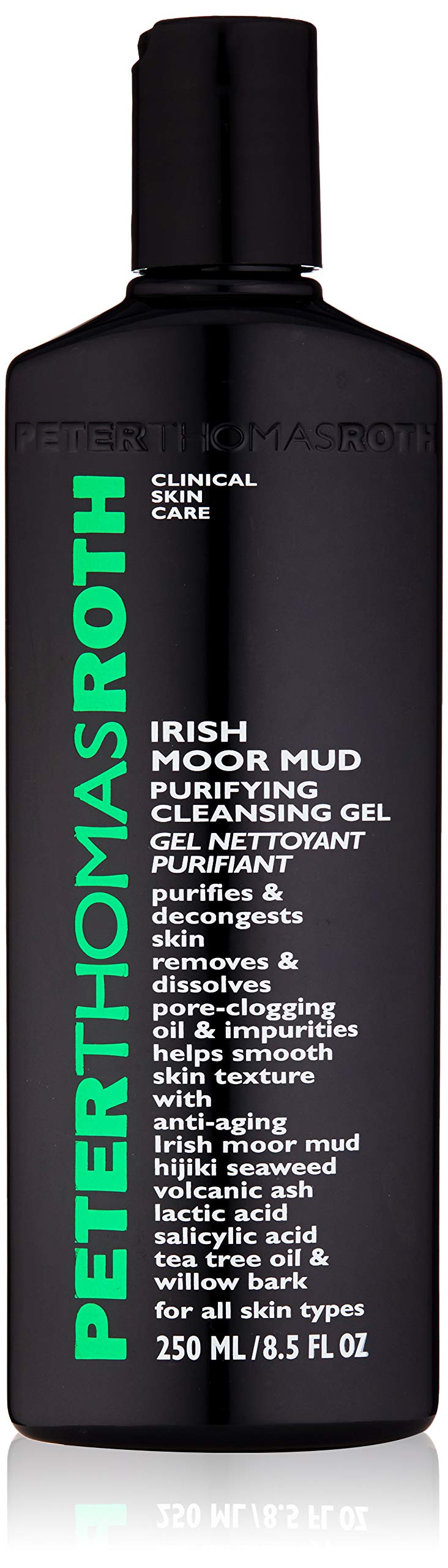 Peter Thomas Roth Irish Moor Mud Purifying Cleansing Gel, 8.5 Ounce