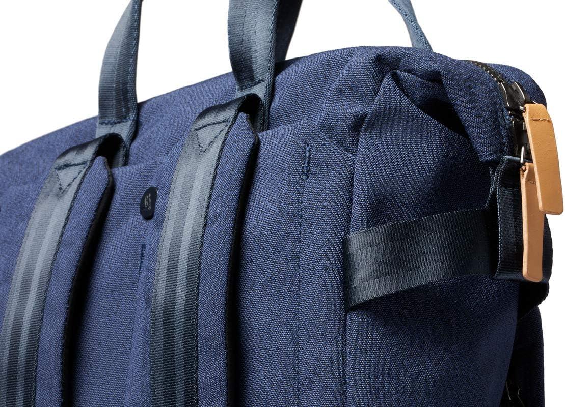 - Forest Bellroy Tokyo Totepack Laptop 13, Tablette, Notes, c/âbles, Gourde, Affaires de Rechange, Essentiels du Quotidien Sac /à Dos et Sac Tote tiss/é r/ésistant /à leau Convertible