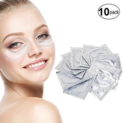 VAGA 10 pares de parches de colageno transparente para ...