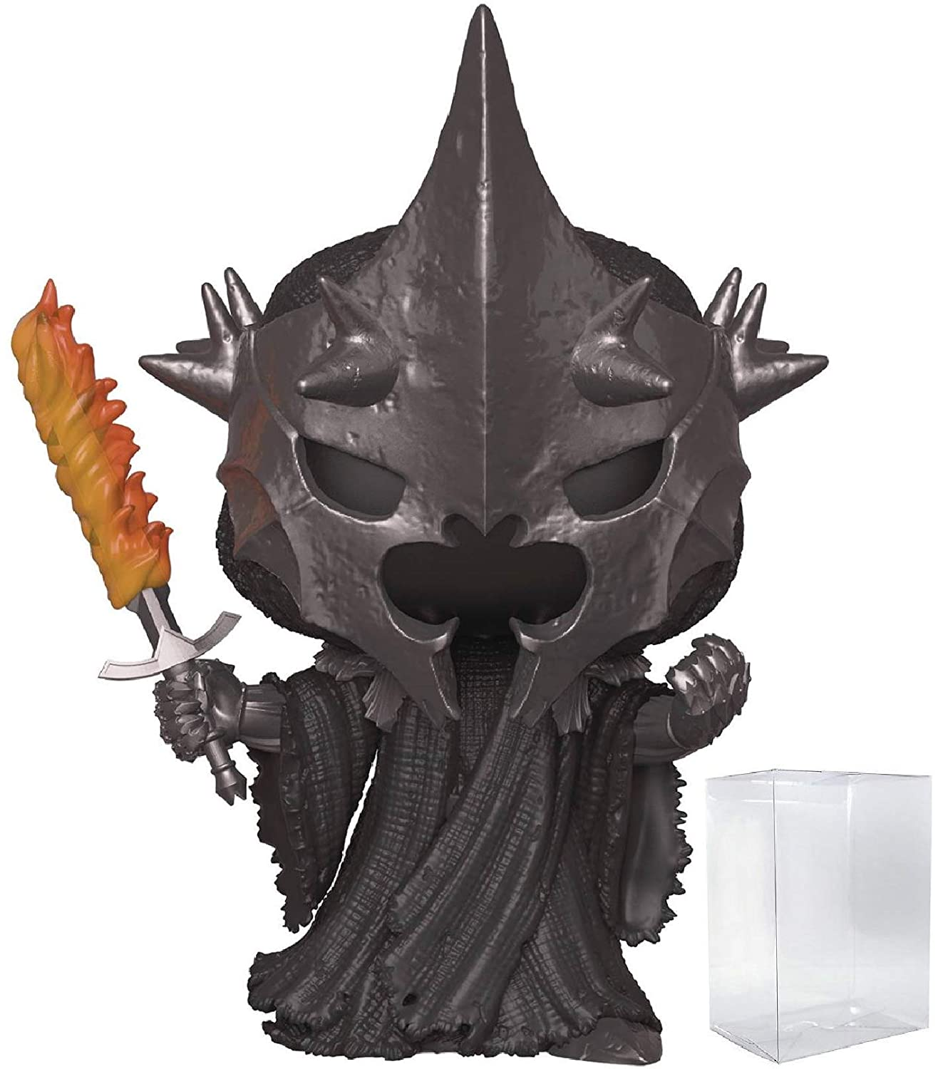 Funko Pop Includes Pop Box Protector Case Movies: The Lord of The Rings Witch King Vinyl Figure