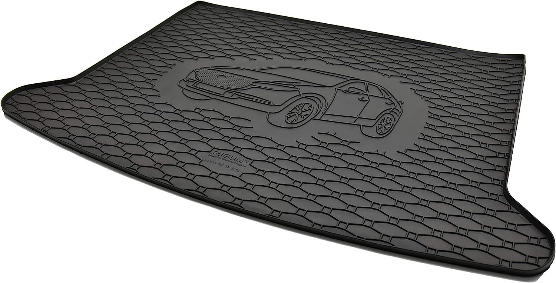 Mattenprofis Gummimatte Kofferraumwanne Gkk Für Mazda Cx 30 Ab Bj 2019 Auto
