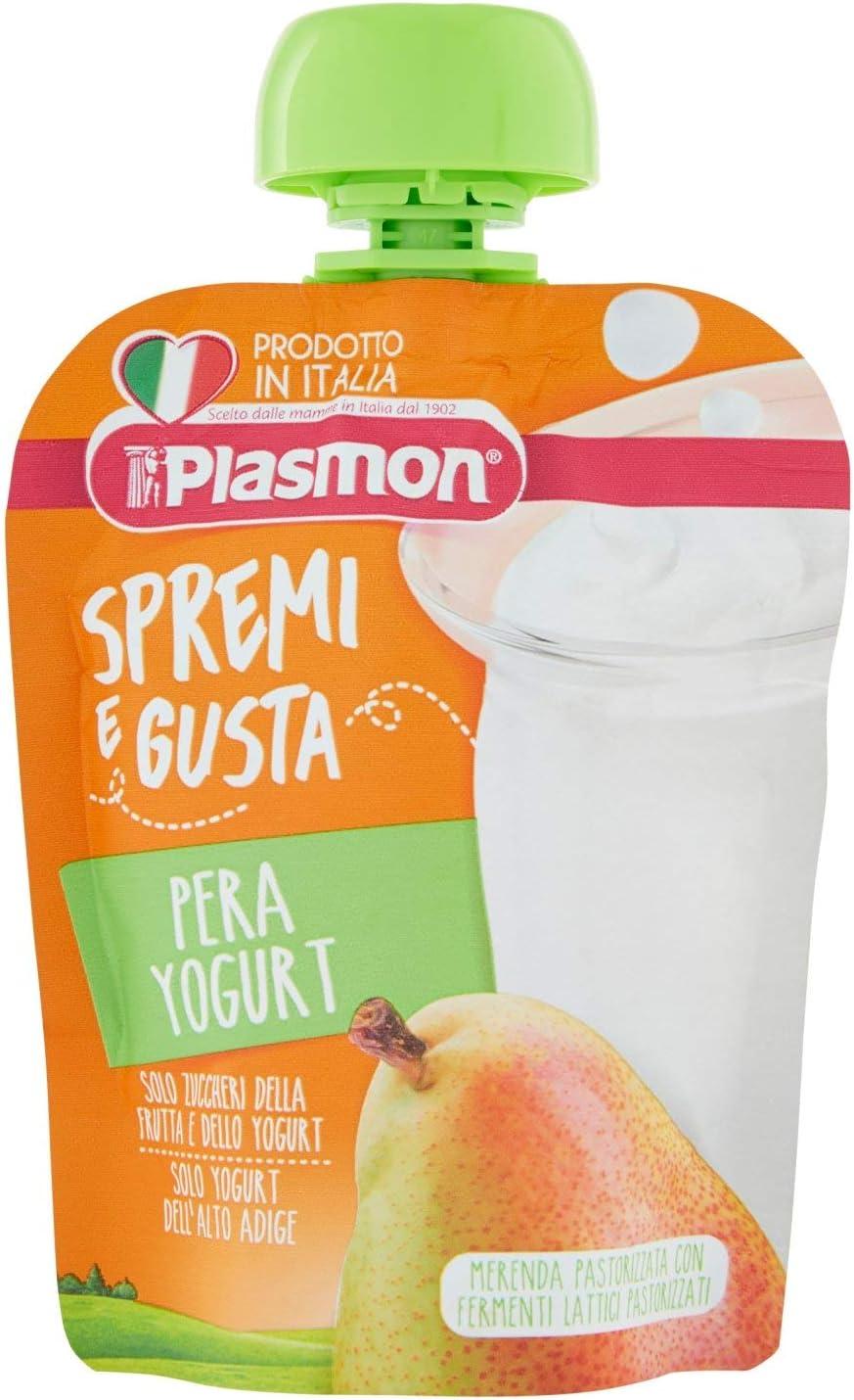 Spremi e Gusta Pera Yogurt 85g: Amazon.es: Salud y cuidado personal