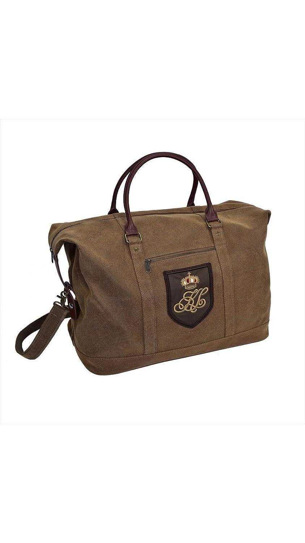 Kingsland Le Weekend Bag – Brown Leather