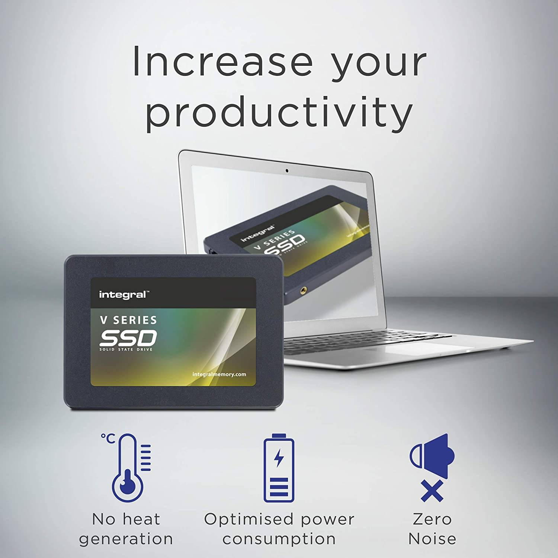 Integral 120 Gb V Series V2 Solid State Drive 240 Gb Computer Zubehör