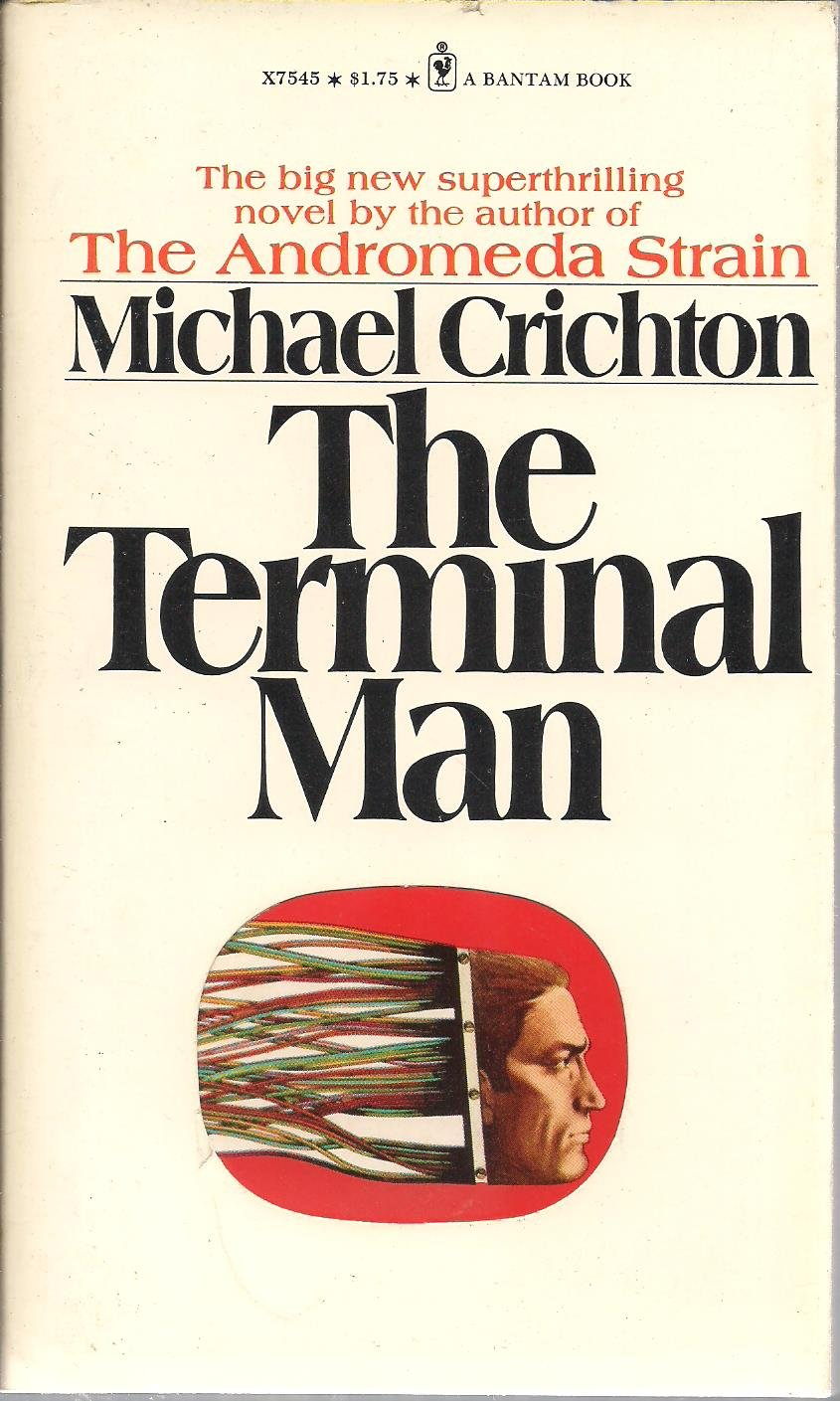 Terminal Man Michael Crichton product image