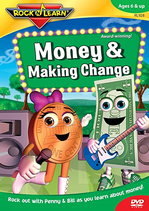 Amazon.com: Rock 'N Learn: Money & Making Change: Vic Mignogna ...