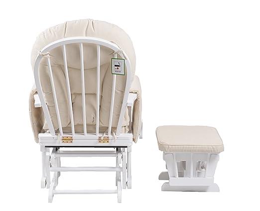 Sedia A Dondolo Per Allattamento Della Chicco : Kidzmotion sereno sedia a dondolo per donne incinte con