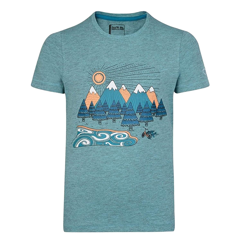 Dare 2b Childrens Ensemble T-Shirts//Polos//Vests
