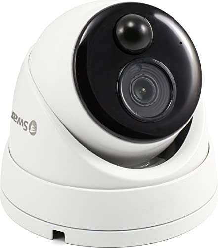 Swann Wired PIR Dome Security Camera