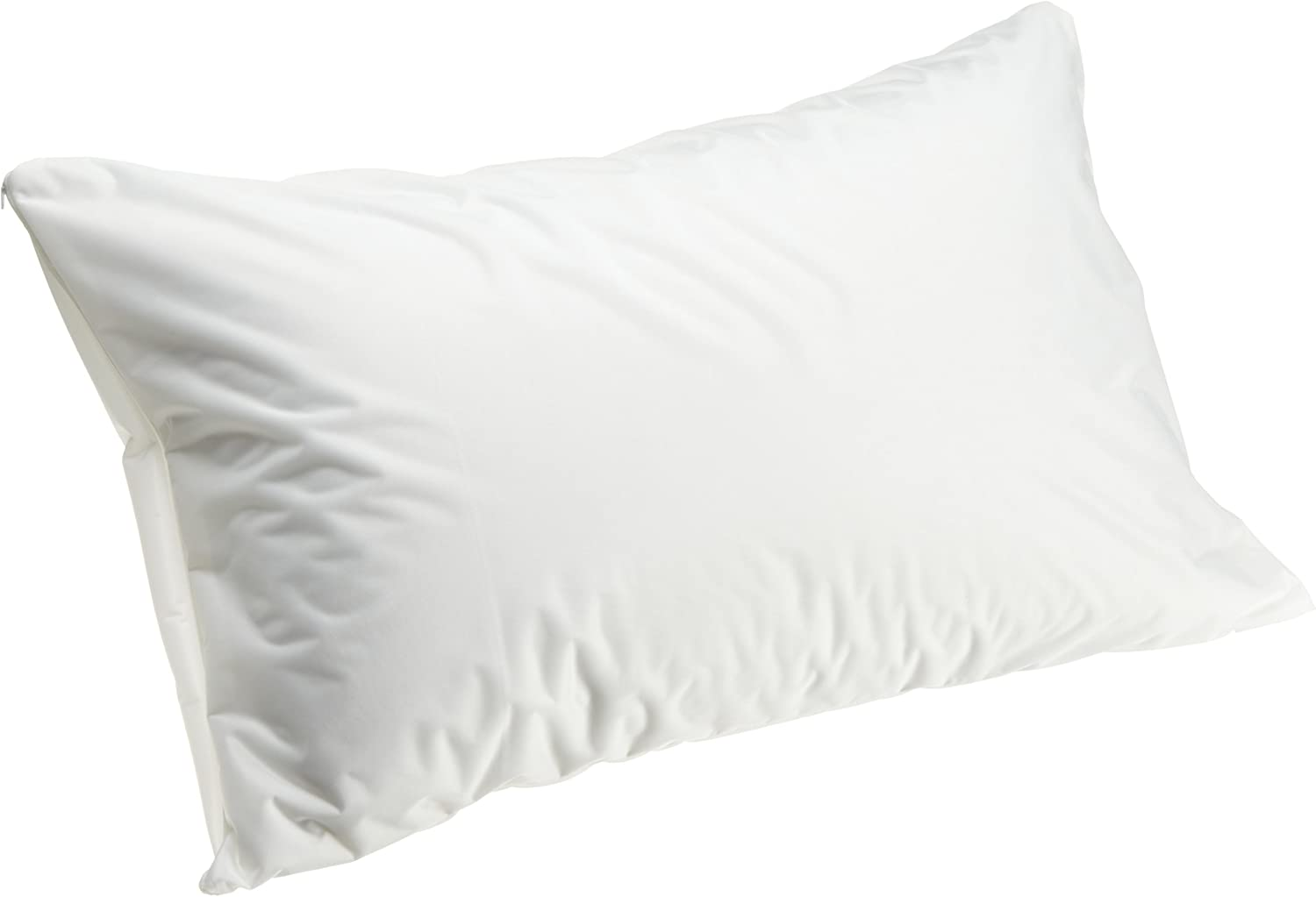 Amazon Com Bed Care Classic Dust Mite And Allergy Control Queen Pillow Protector Home Kitchen