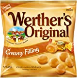 Werther's Original Creamy Filling Bag, 12 Bags x 125 g