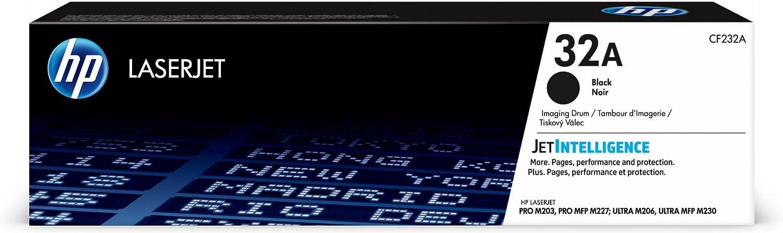 HP 32A | CF232A | Toner Cartridge | Black Drum