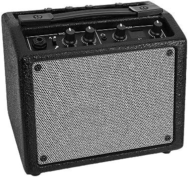 Bnineteenteam Amplificador de Guitarra eléctrica Recargable ...