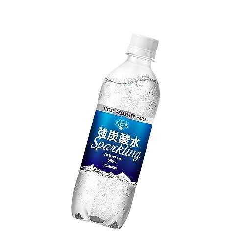 アイリスの天然水 強炭酸水 500ml ×24本