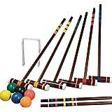 Franklin Sports Six Player Croquet Set
