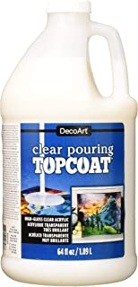 product image for Decoart Clear Pouring Topcoat 64oz