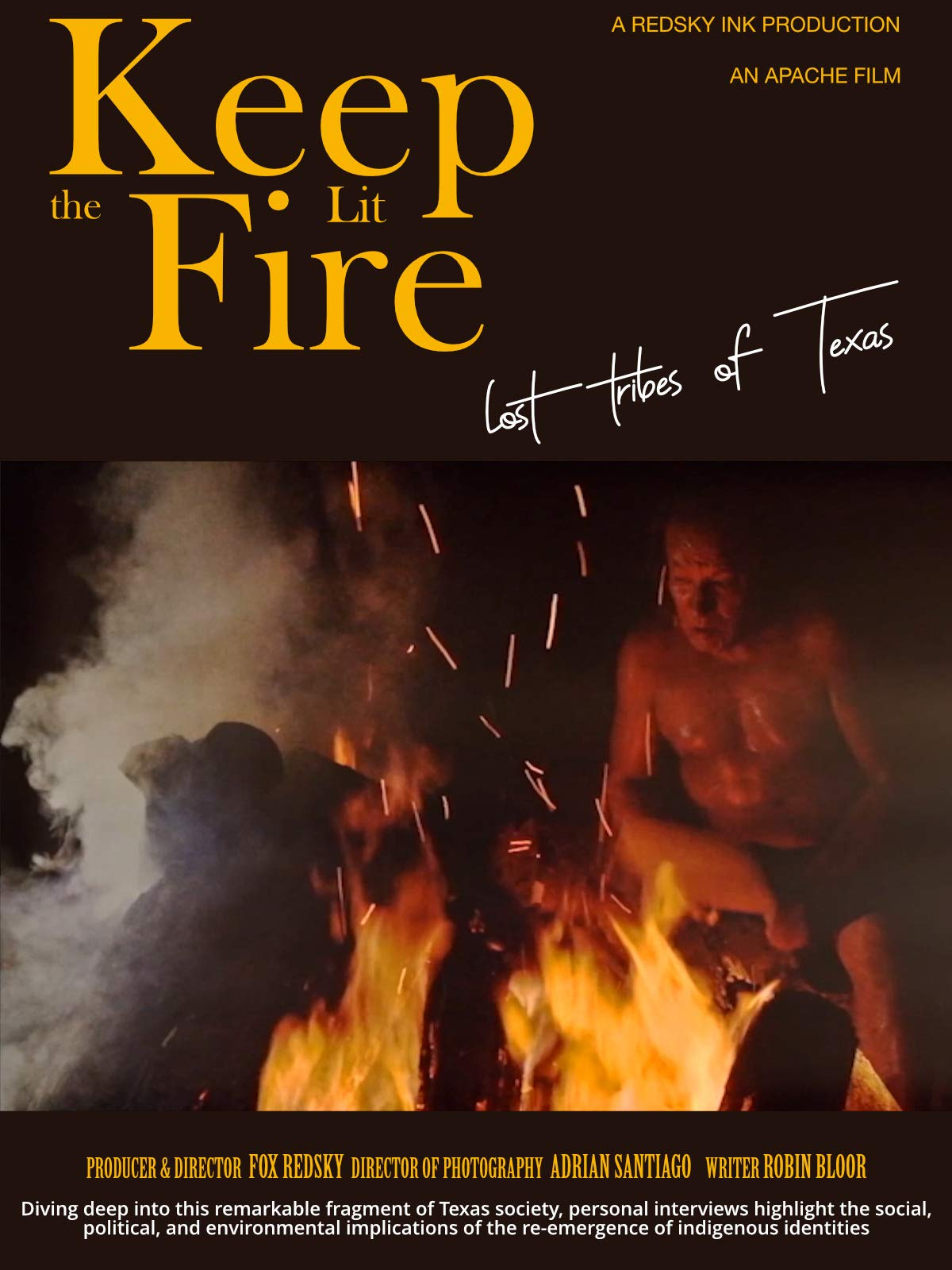 Keep the Fire Lit- lost Tribes of Texas on Amazon Prime Video UK