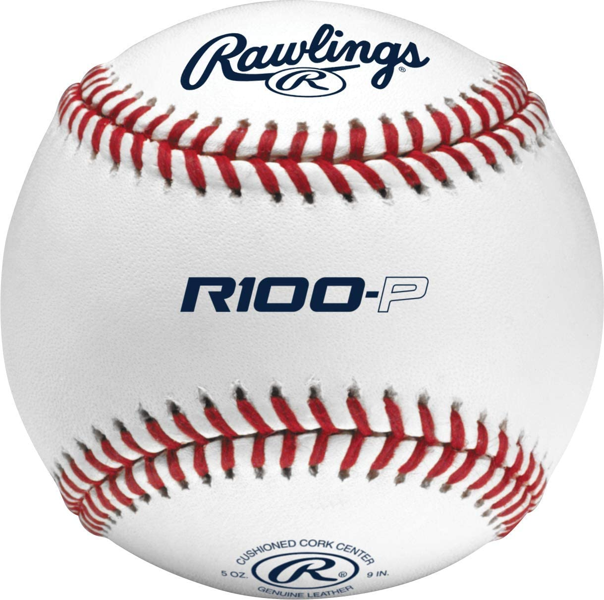 Rawlings R100-P High School Practice Baseball 12 Ball Pack