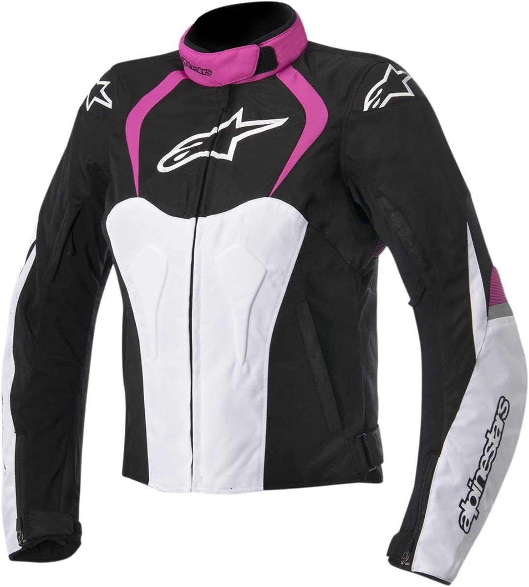 Alpinestars Stella Gunner Womens WP Sport Riding Jacket Black//Pink XL