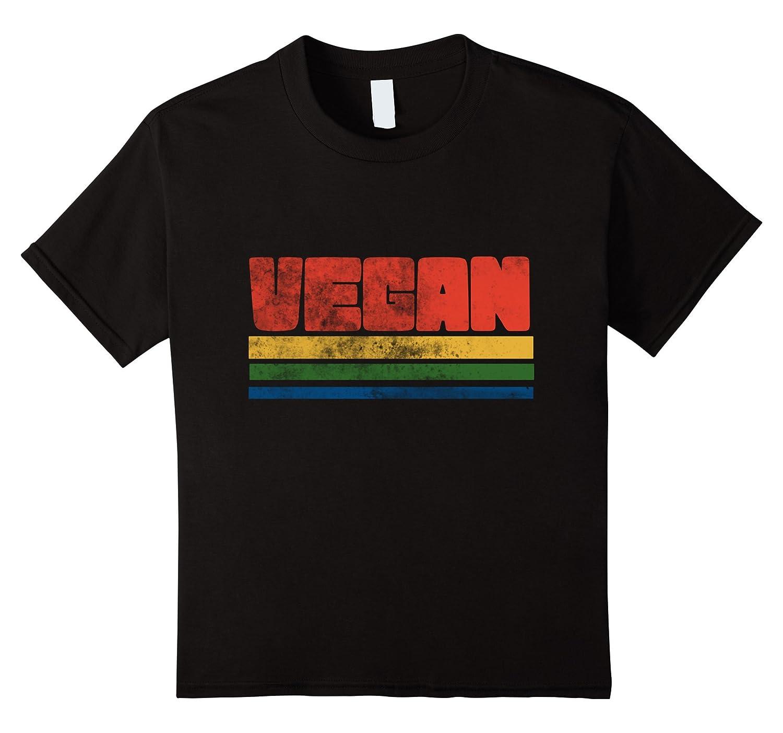 Womens Vegan t shrit vintage vegans