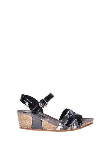 8b96c6757bfd39 Mephisto P5130041 Sandales compensées Femmes: Amazon.fr: Chaussures et Sacs
